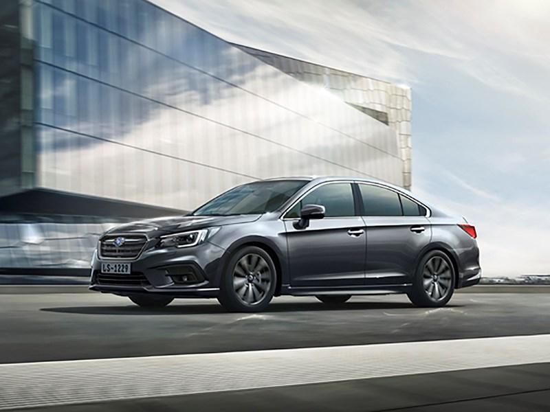 Subaru Legacy в России получит один двигатель