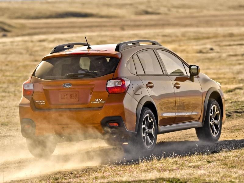 Subaru отзывает почти миллион машин из-за риска возгорания