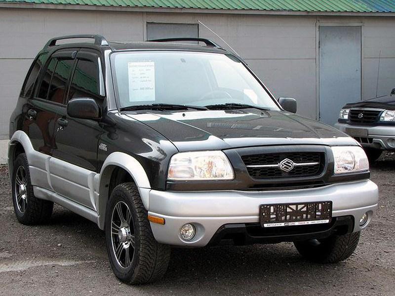 Suzuki Grand Vitara II