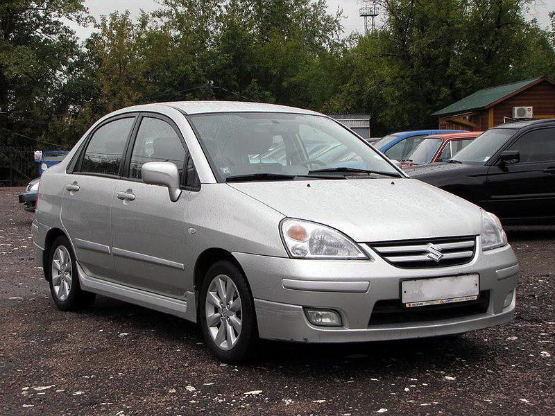 Suzuki Liana седан 2004