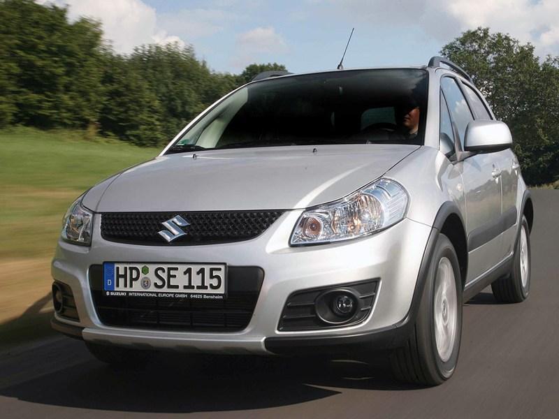 Suzuki, SX4