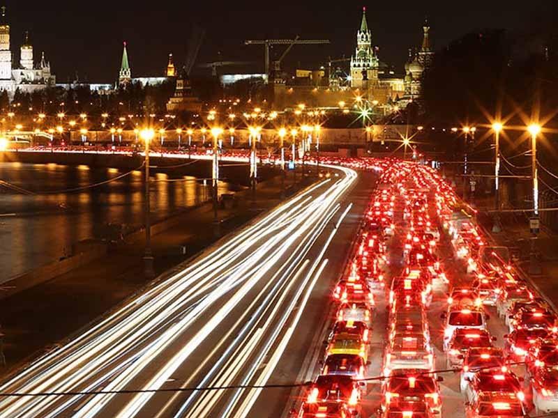Власти Москвы раскритиковали оценку пробок «Яндекса»