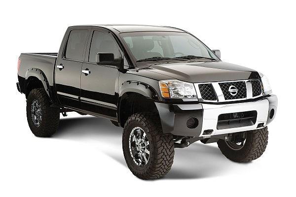 Новый пикап придет на смену устаревшей модели Nissan Titan