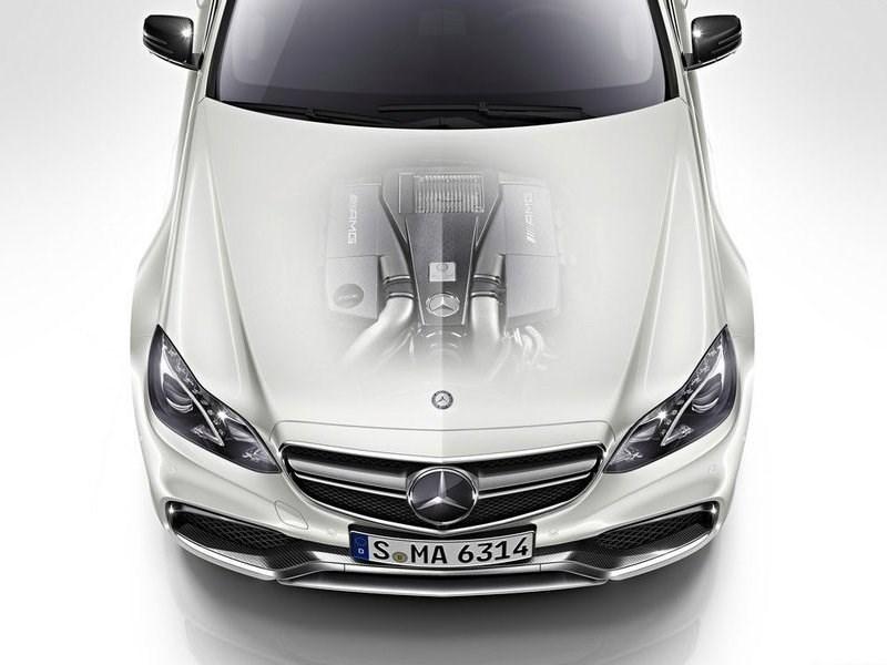 В Mercedes-AMG поделились подробностями заряженной версии E-Class