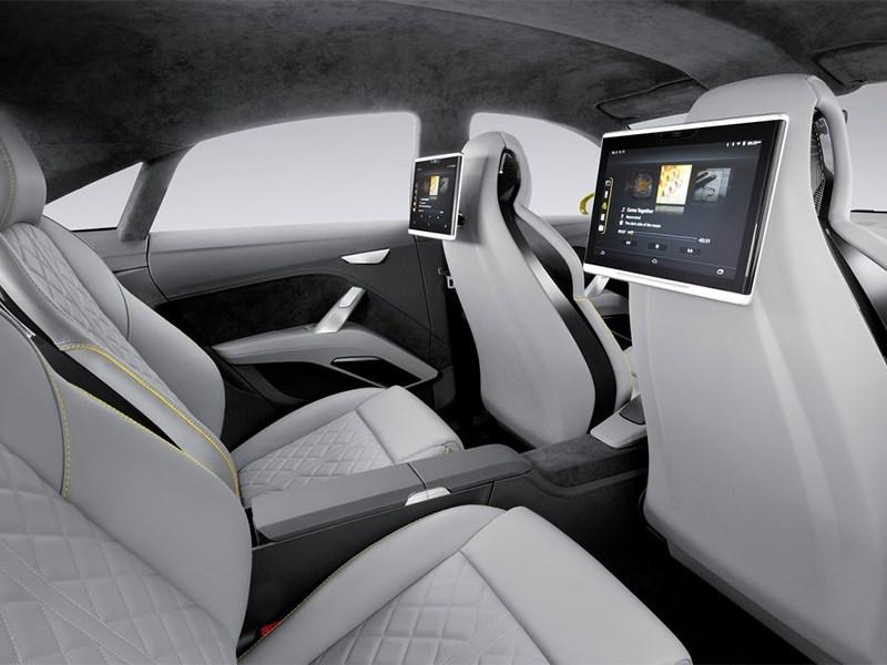 Audi TT Offroad Concept 2014 задние кресла