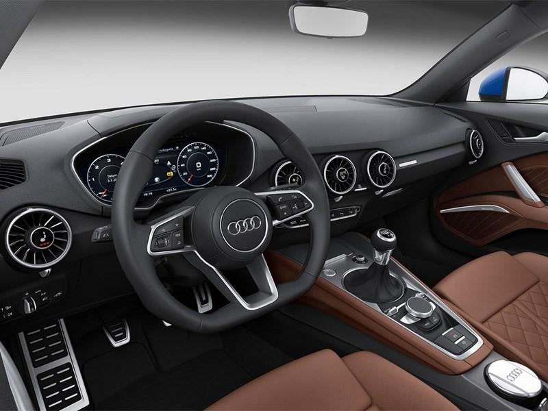 Audi TT 2014 салон