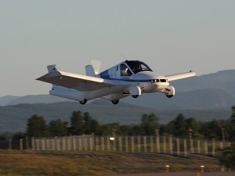 Geely купила производителя летающих автомобилей