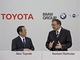 Toyota и BMW расширяют сотрудничество