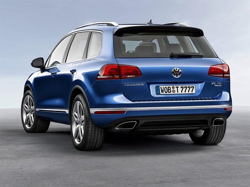 Картинки по запросу Volkswagen Touareg II сзади