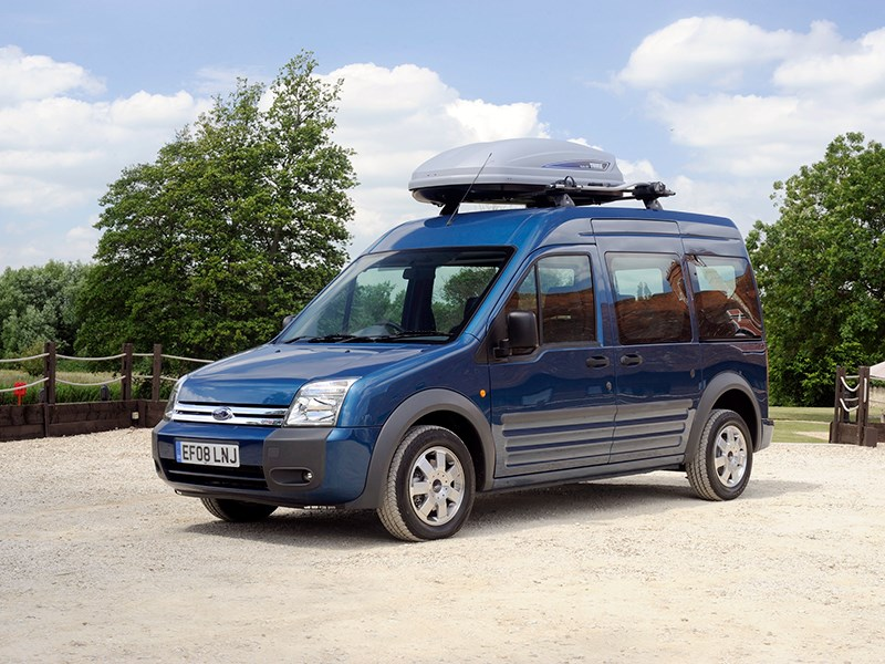 Ford tourneo фото 6