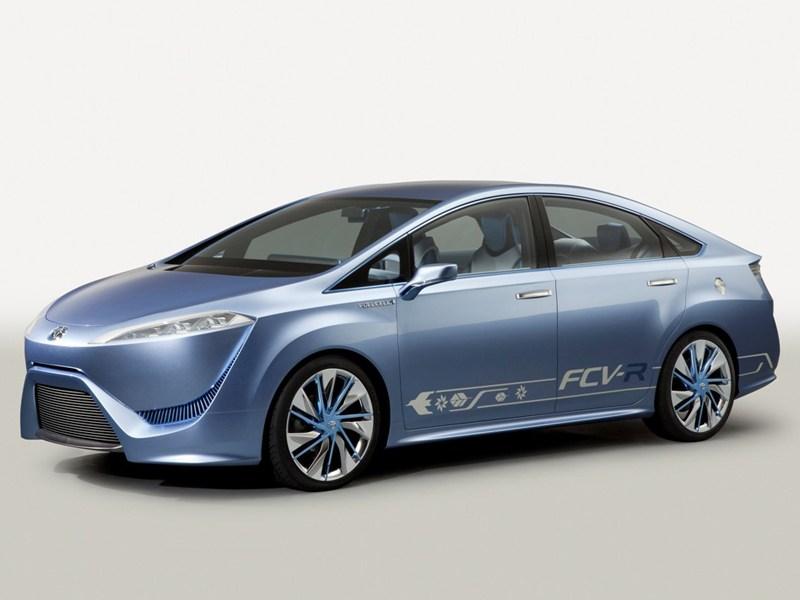 Toyota буде развивать свои экотехнологии