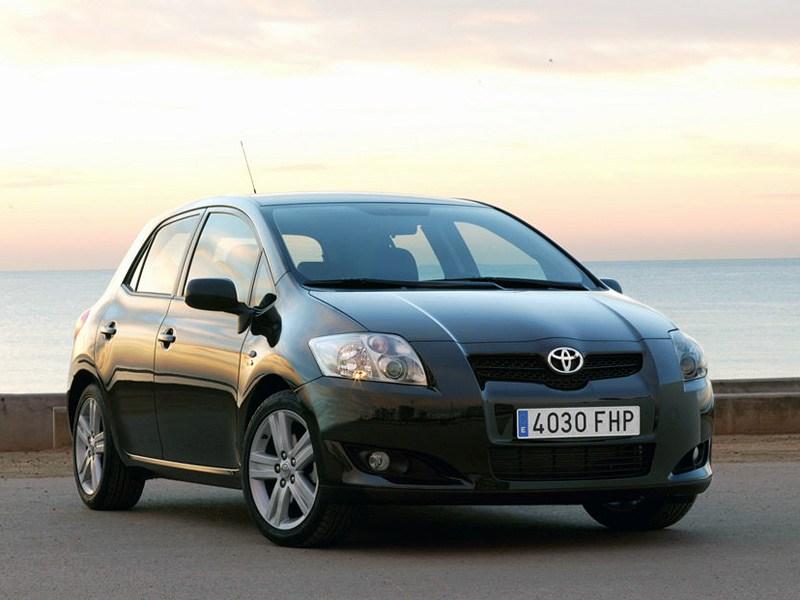 Toyota, Auris