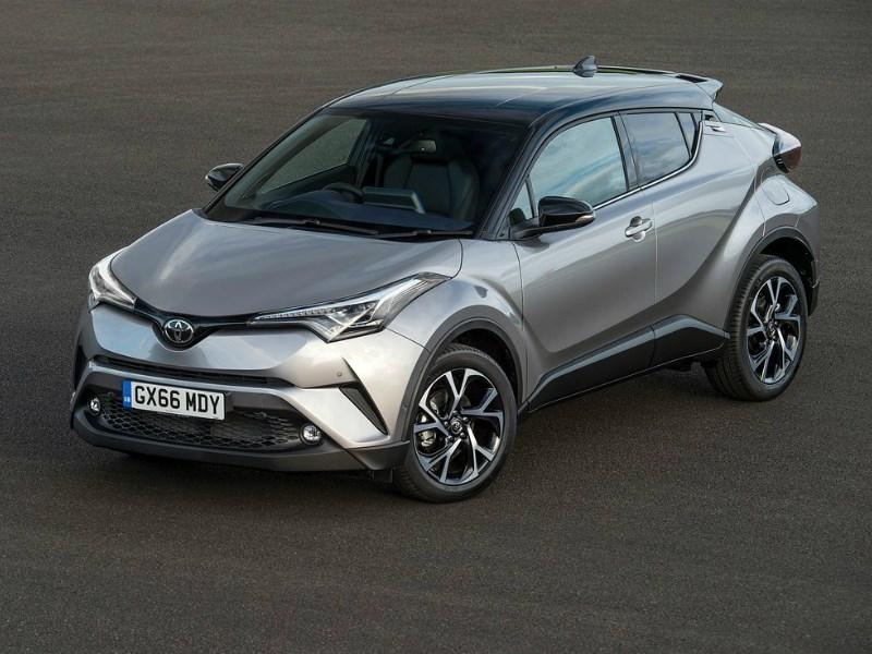 Toyota получила ОТТС для компактного кроссовера C-HR