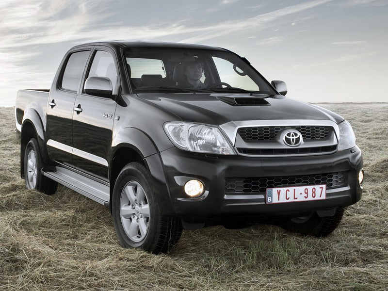 Toyota, HiLux