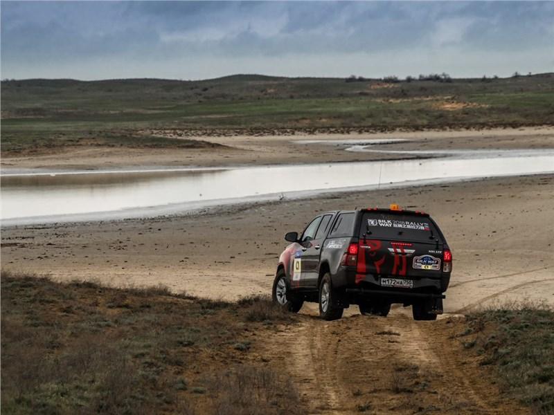 Герои песка и гравия: Toyota представляет ралли рейд «Шелковый путь 2018» Фото Авто Коломна