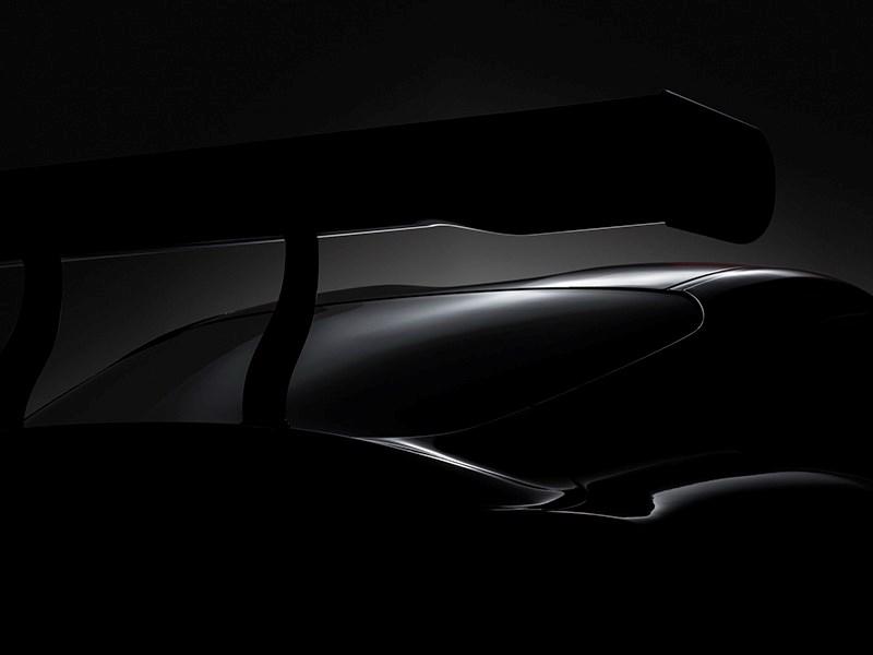 Тойота обнародовала первое изображение свежей Supra cV6 на340 лошадиных сил