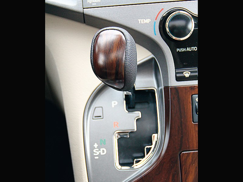Toyota Venza 2013 6АКПП
