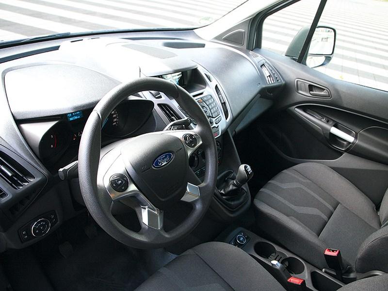 Ford Transit Connect Kombi 2013 водительское место