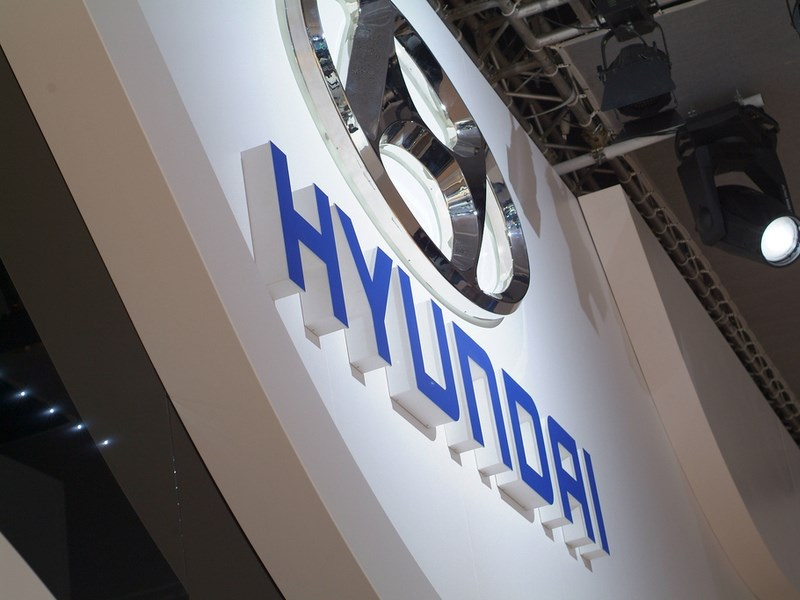 В ноябре продажи Hyundai в России выросли на 4,5 процента