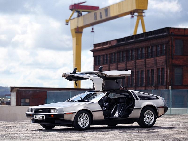 Стали известны подробности «воскрешения» DeLorean DMC-12