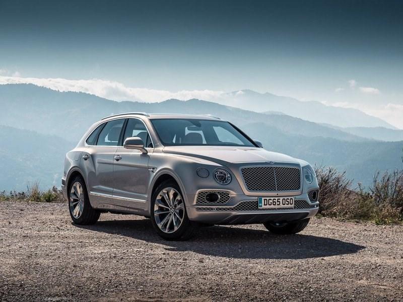 Bentley сообщает о начале первого отзыва кроссоверов Bentayga