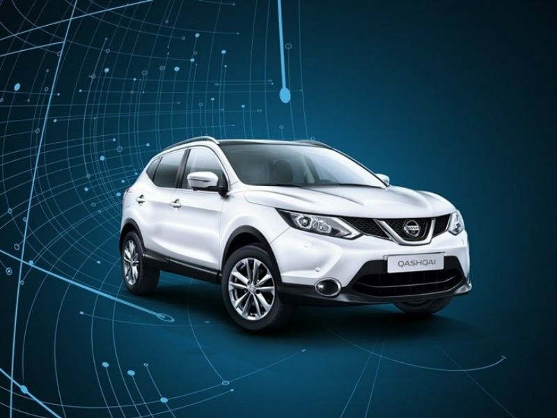 Nissan расширил список модификаций кроссовера Qashqai