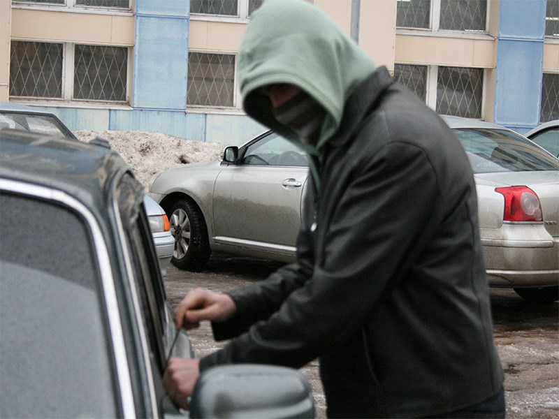 5 самых угоняемых машин в России