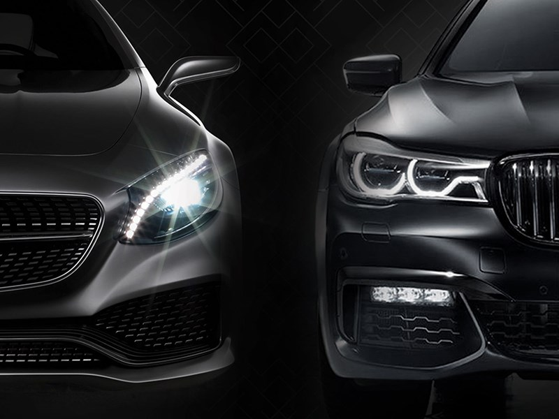 Аналитики сравнили подержанные Mercedes Benz и BMW Фото Авто Коломна