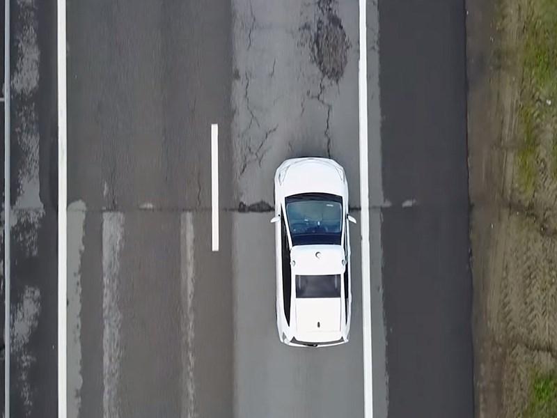 Яндекс испытал свой беспилотник на дальнем расстоянии Фото Авто Коломна