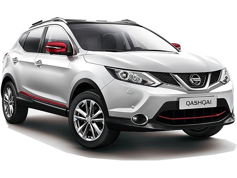 Nissan представил в России юбилейный Qashqai