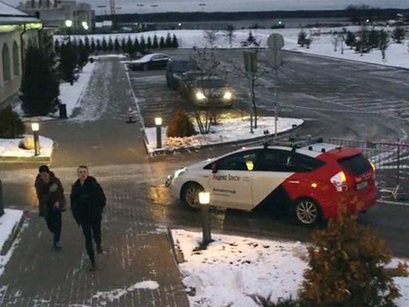 «Яндекс» представил тестирования беспилотного автомобиля зимой