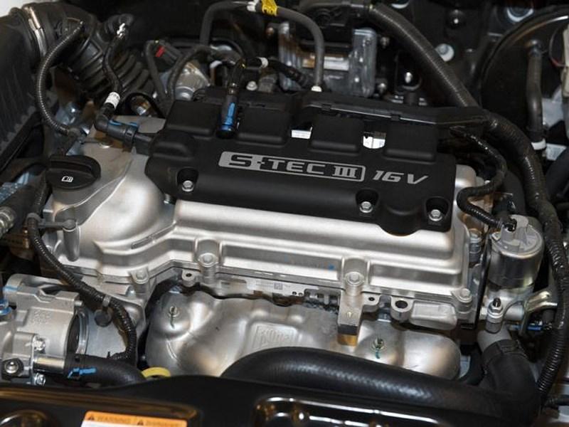 Daewoo Gentra 2013 двигатель