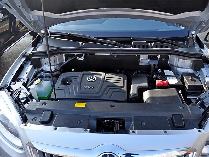 Brilliance V5 2014 двигатель