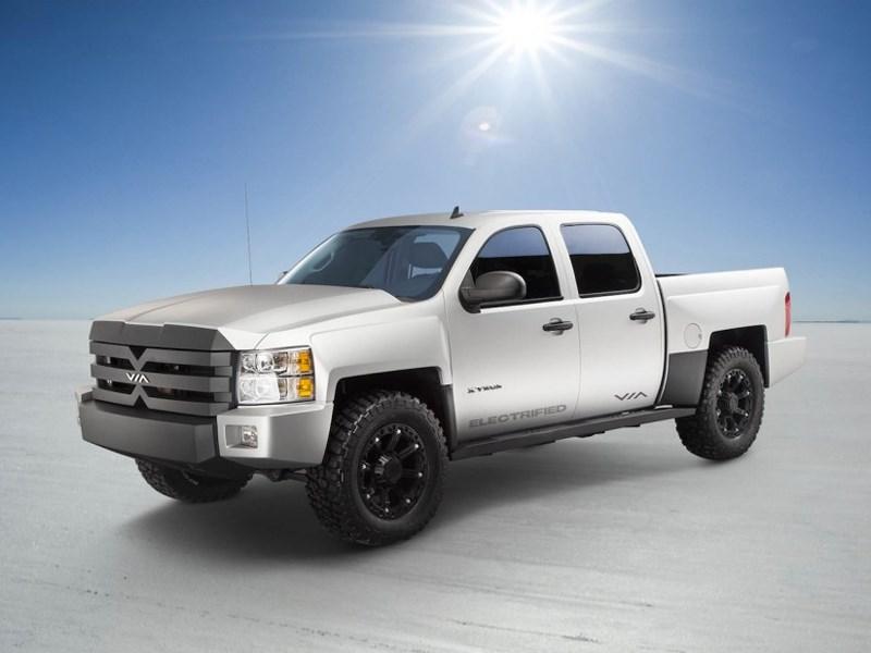 VIA X-Truck
