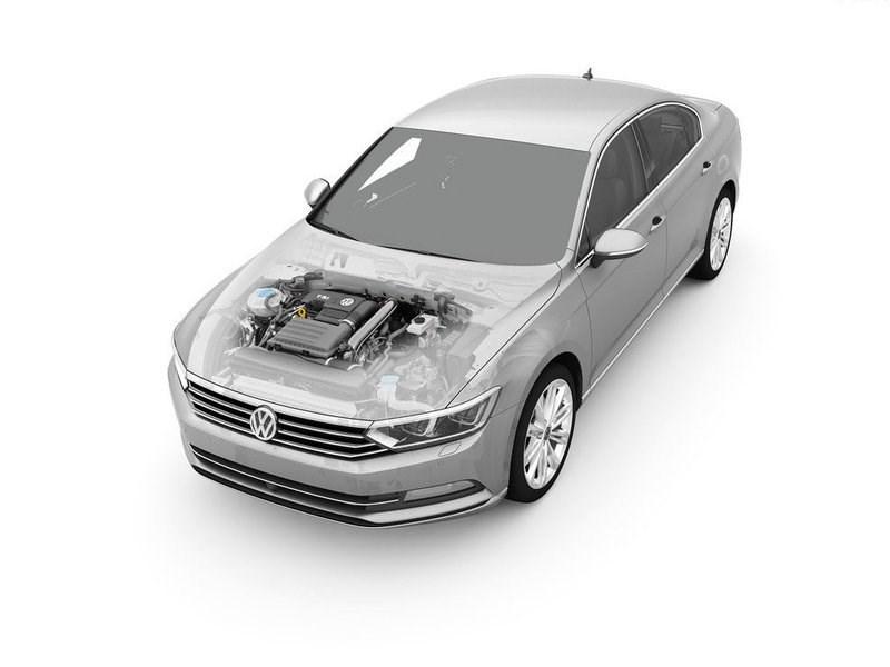 Отзыв дизельных седанов Volkswagen Passat в Германии приостановлен