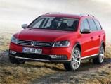 Внедорожник Volkswagen Passat привезли в Россию