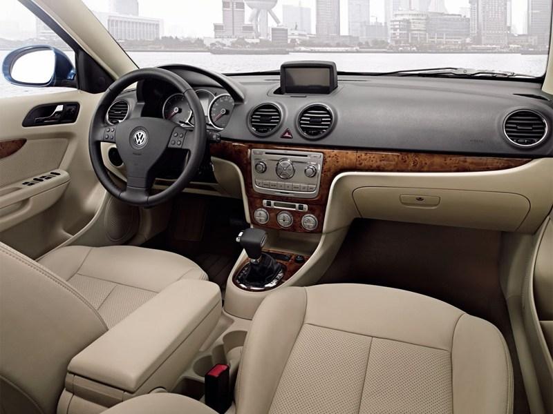 Volkswagen Lavida 2013 водительское место