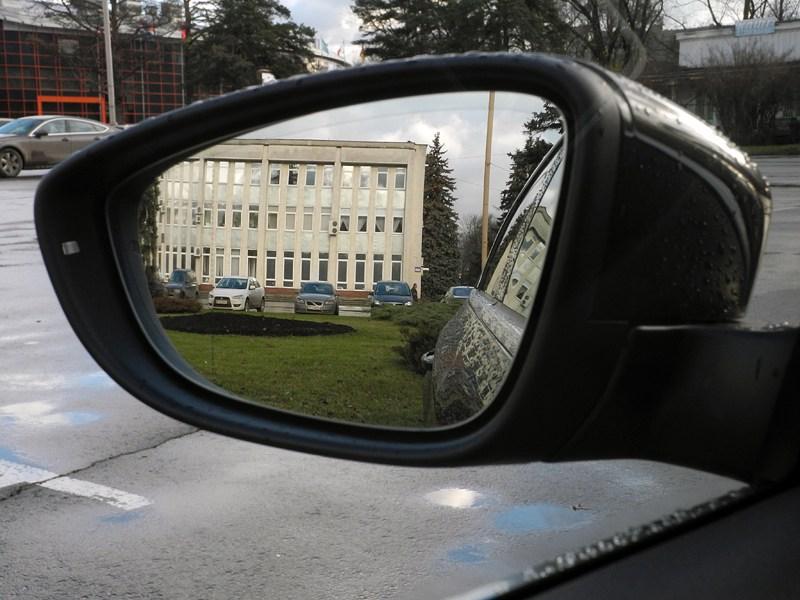 Volkswagen Passat CC 2013 боковое зеркало