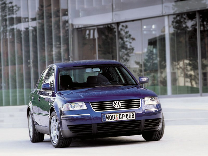Volkswagen Passat B5 рест.