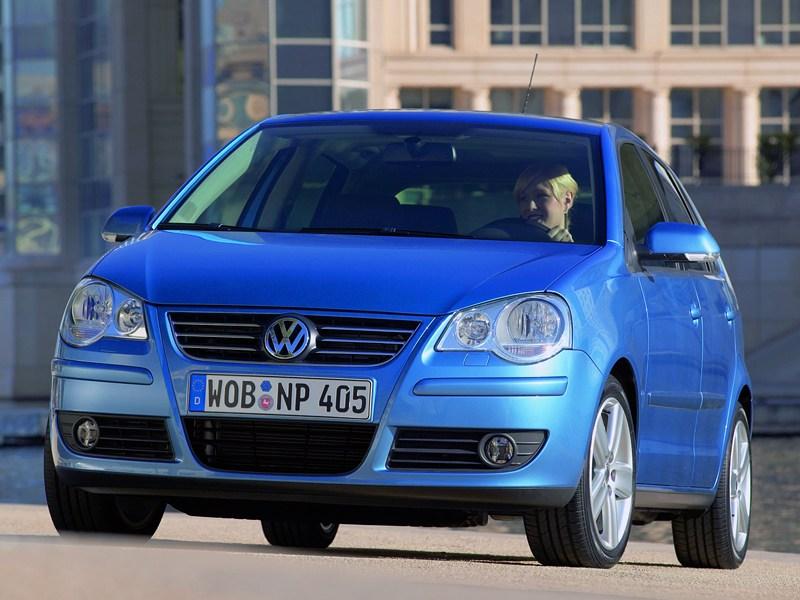 Volkswagen Polo IV рест.