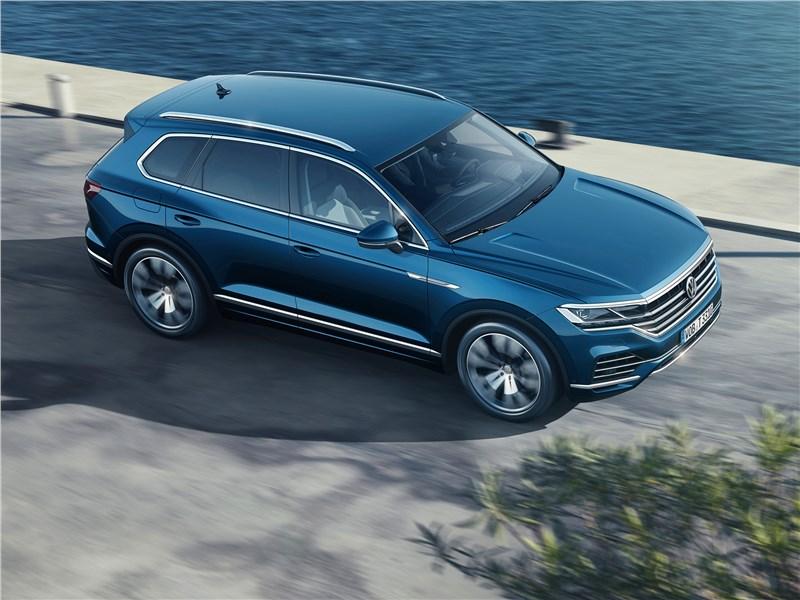 Volkswagen Touareg: первые впечатления о долгожданной новинке