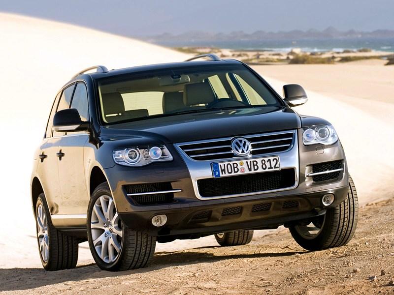 Volkswagen Touareg I рест.