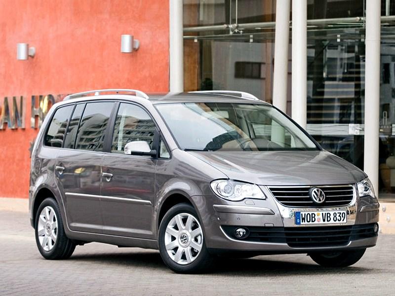 Volkswagen Touran II