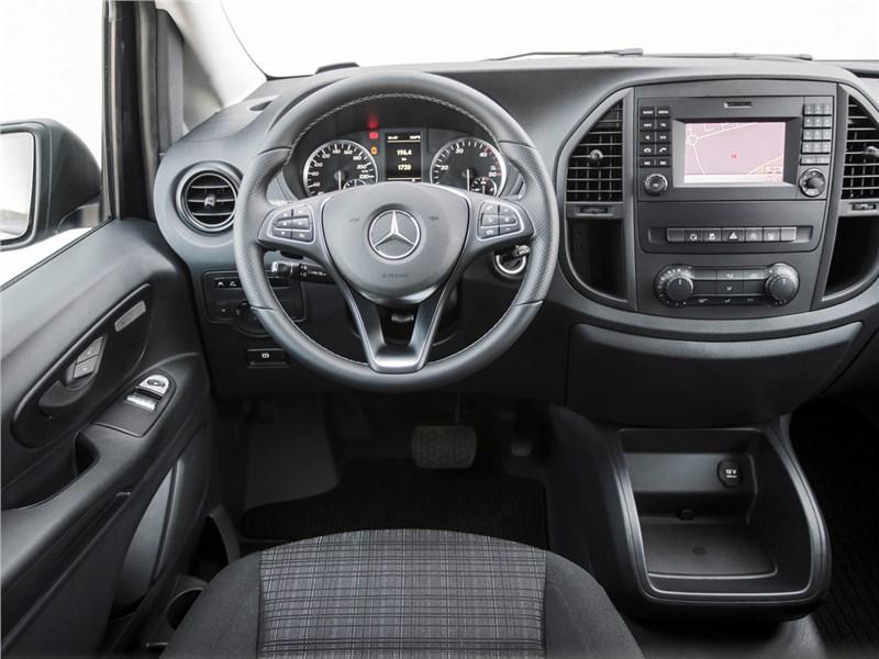 Mercedes-Benz V-Klasse 2014 салон