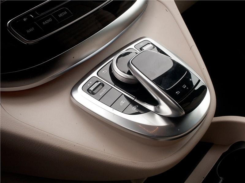 Mercedes-Benz V-Klasse 2014 джойстик управления аудиосистемой