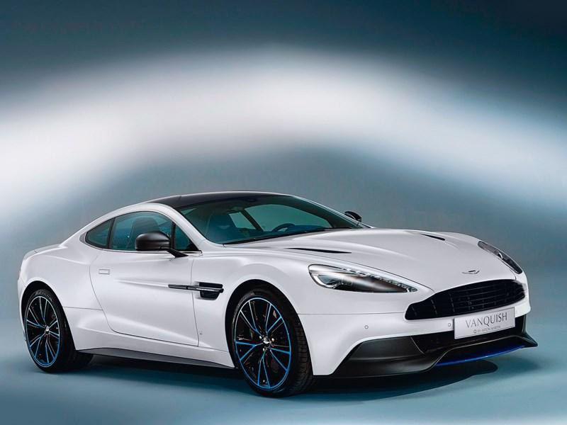 Новый Aston Martin Vanquish - Aston Martin Vanquish Q 2013