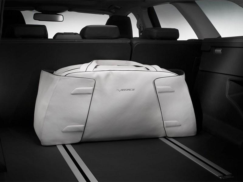 Ford Vignale conceprt 2013 багажное отделение