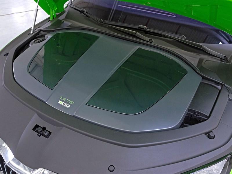 Skoda Vision C Concept 2014 двигатель