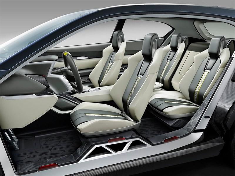 Subaru VIZIV-2 Concept 2014 салон фото 2