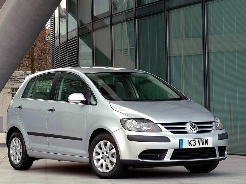 Volkswagen Golf Plus V